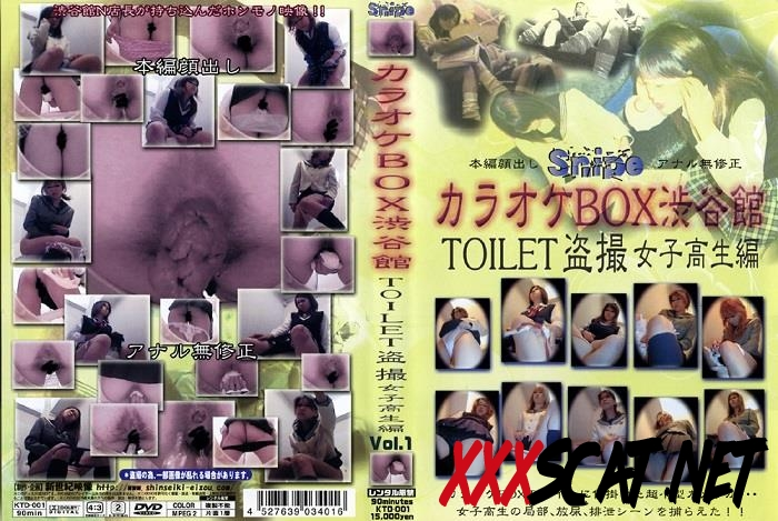 KTD-001 Schoolgirls excretion in toilet spycam 2018 [083.1061_KTD-001] (SD)