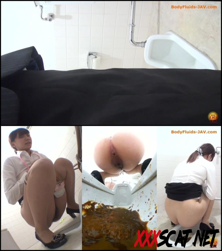 BFEE-25 Sexy lady pooping in public toilet 2018 [192.1881_BFEE-25] (FullHD)