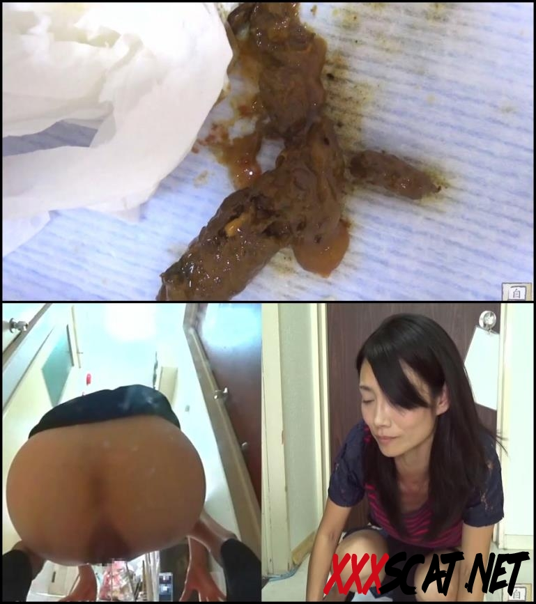 BFJG-10 Enema patience and squirting incontinence fecal 2018 [273.1336_BFJG-10] (HD)