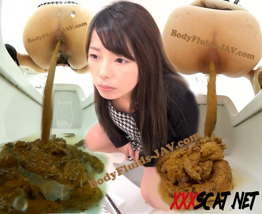 BFSR-140 アマチュアシッティング Toilet Pooping Girls Closeup 2019 [3.1566_BFSR-140] (FullHD)