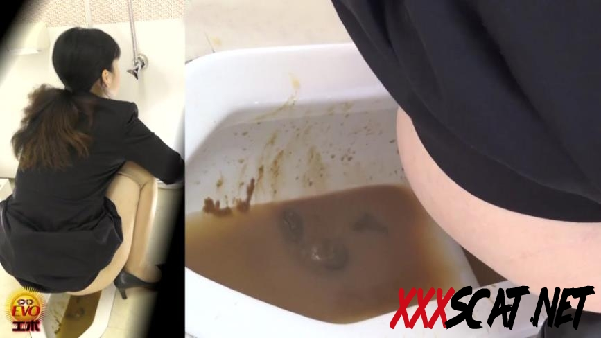 BFEE-155 Powerful Injection Diarrhea Toilet 強力な注射下痢トイレ 2019 [2.2587_BFEE-155] (FullHD)