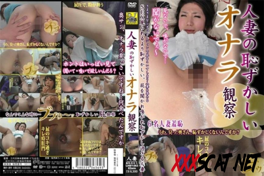 LHBY-063 Married Observation Embarrassing Fart 結婚観測恥ずかしいおなら 2020 [1.2684_LHBY-063] (SD)