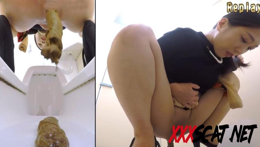 BFSL-243 Office lady Anus Enlargement and Powerful Stool 2020 [4.3957_BFSL-243] (FullHD)