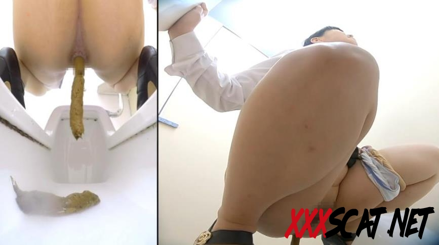 BFSL-264 Office lady Anus Enlargement and Powerful Stool 2020 [3.4145_BFSL-264] (FullHD)